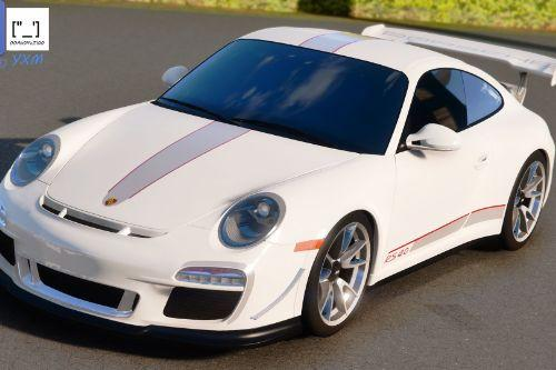 Porsche 911 GT3/GT3 4.0 [Add-On | Extras | Template]