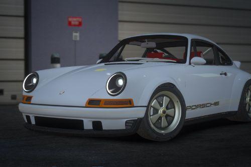 Porsche 911 Singer DLS Edition [Add-On / Unlocked]