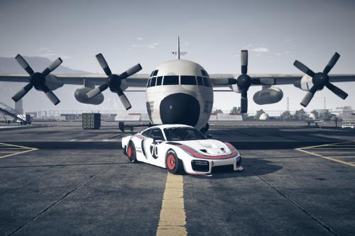 Porsche 935 2020 Moby Dick (991)