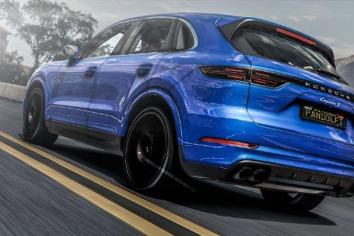 Porsche Cayenne S 2018 [Add-On / Replace]