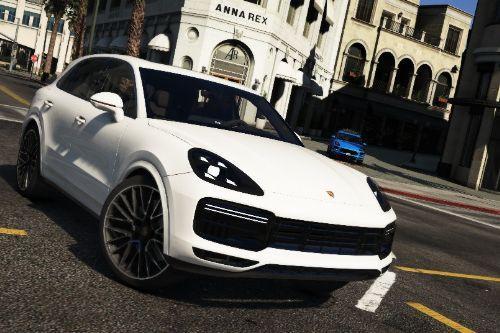 Porsche Cayenne Turbo 2018 [Add-On]