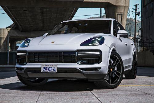 Porsche Cayenne Turbo 2018 [Add-On]