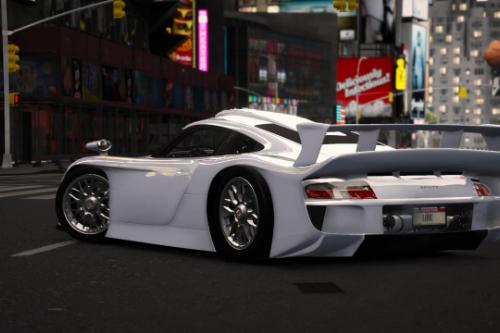 Porsche GT1 1998 Straßenversion [Add-On / Replace | FiveM]