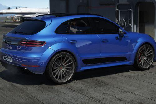 Porsche Macan Prior Design [Add-On / FiveM]