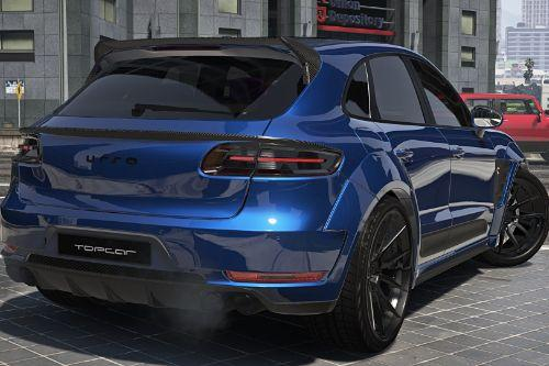 Porsche Macan Topcar [Add-On / FiveM]