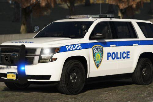 Port Authority of NY & NJ Police Department (PAPD) Chevy Tahoe