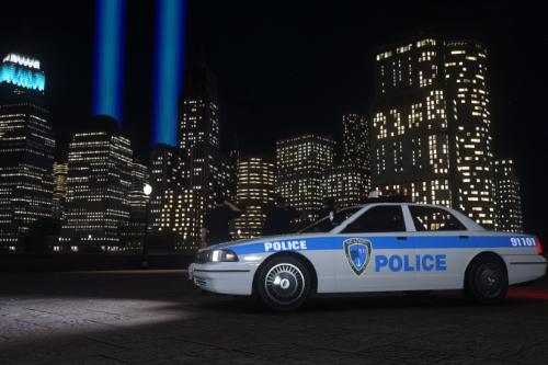 Port Authority Police Department Vapid Stanier