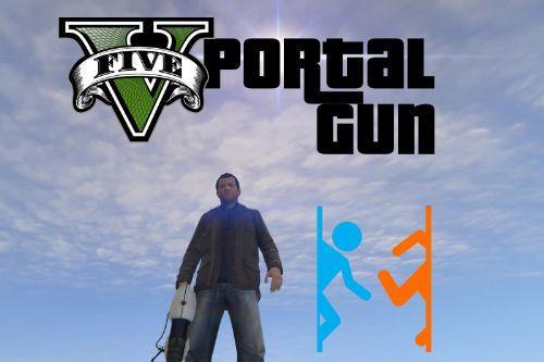 Portal Gun [.NET]