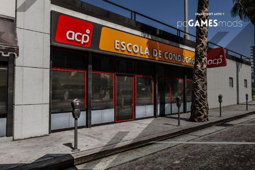 Portuguese ACP Driving  / Driving school [ Building ]