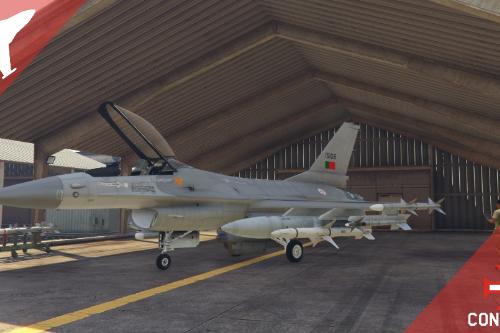 Portuguese Air Force - F-16
