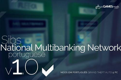 Portuguese ATM Skin - (SIBS Multibanco)