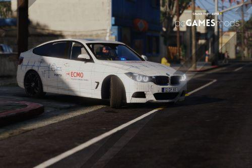 Portuguese BMW 3-SERIES GT - ECMO Extracorporeal Membrane Oxygenation [ AddOn ]