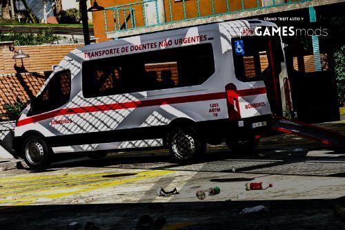 Portuguese BV - ABTM - Ford Transit MiniBus 2016 [ AddOn / Reflective ]