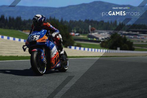 Portuguese KTM RC16 - MotoGP'20 Miguel Oliveira [Add-On] // update - MotoGP'21
