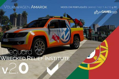 Portuguese Lifeguard ISN - Volkswagen Amarok [Replace]