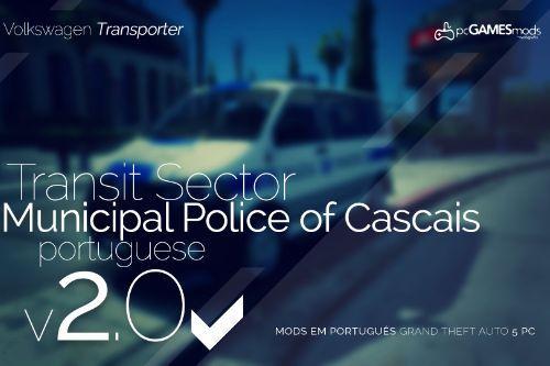 Portuguese Municipal Police Cascais - Transporter [Replace]