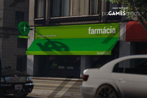 Portuguese Pharmacies [ map / replace ]