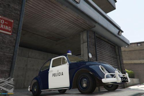 Portuguese Public Security Police - Volkswagen Beetle 1962 [Add-On]