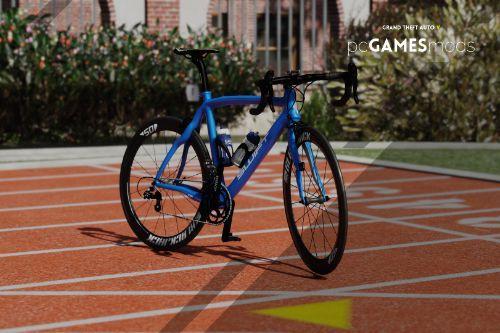 Portuguese - Switft Carbon Ultravox ssl - W52 Fc Porto Tour of Portugal on Bicycle  [ AddOn & Replace ]