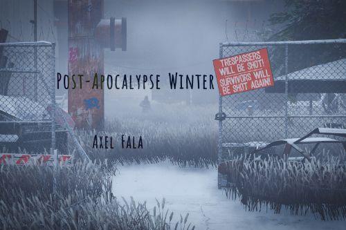 Post-Apocalypse Winter [YMAP / MENYOO]