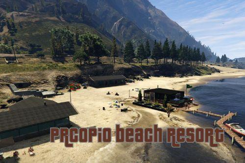 Prcopio Beach Resort [MapEditor]