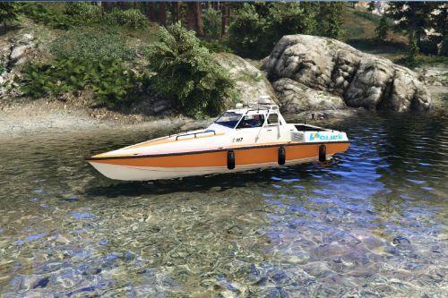 Predator Boat Swiss - GE Police
