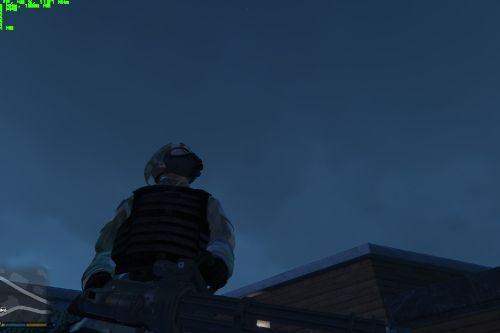 Predator United States Army Mercenaries