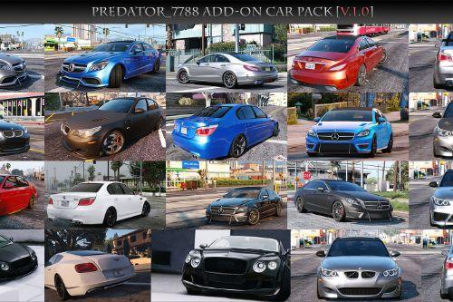 Fdf85c predator 7788 add on car pack
