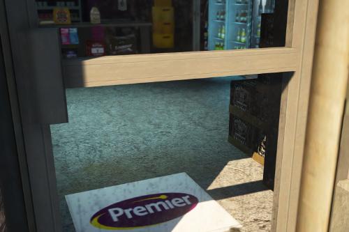 Premier Corner Shop [UK]