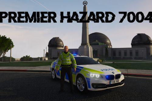 Premier Hazard 7004 | Met Police Siren | [UPDATED]