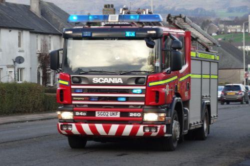 Premier Hazard 7109 / Scottish Fire & Rescue Service Siren Pack