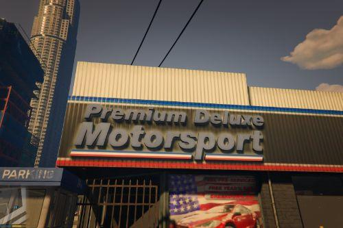 Premium Deluxe MotorSport Enhanced
