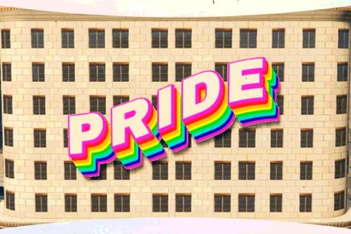 Pride 3D Logo - FiveM / Single Player