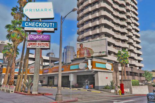 Primark Shop [RETEXTURE]