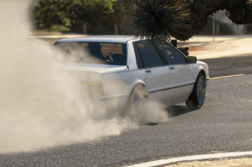 Primo Drag [Replace / FiveM]
