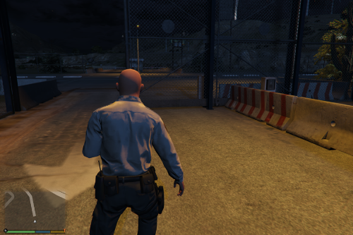 BeAPrisonGuard [Prison, Army, SWAT ROPE] [LSPDFR]