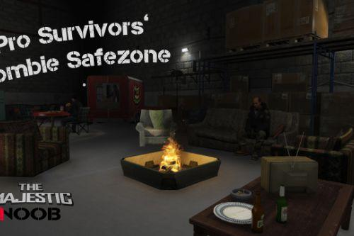 Pro Survivors' Zombie Safezone [Menyoo]