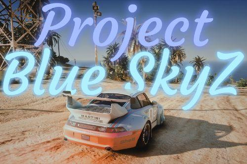 Project Blue SkyZ (Reshade Preset)