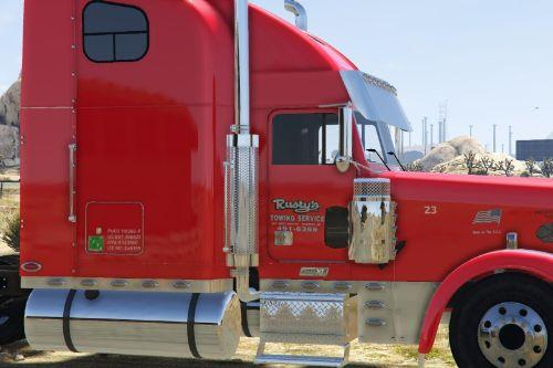 Project Freightliner FLD
