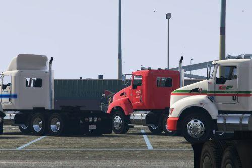 2012 Kenworth T440 Paintjob Pack