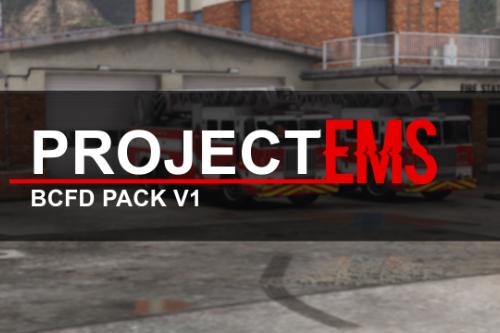 ProjectEMS (BCFD Megapack)