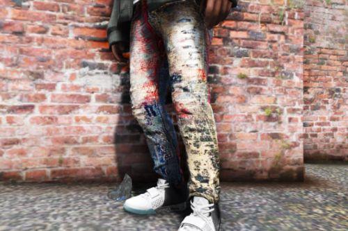 Proletareart UROBOROS DENIM jeans