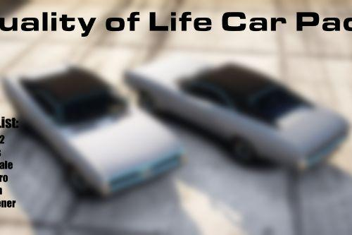 Quality of Life Car Pack [Replace]