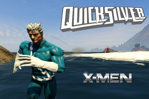 Quicksilver Comics  [Add-On Ped]