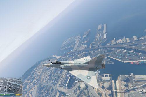 R.O.C. (Taiwan) Air Force Mirage 2000