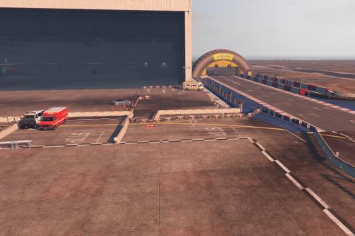 Airport Race Circuit [MapEditor]