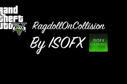 RagdollOnCollision