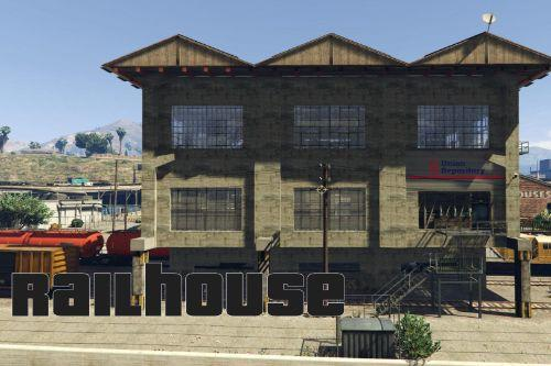 Railhouse [MapEditor]