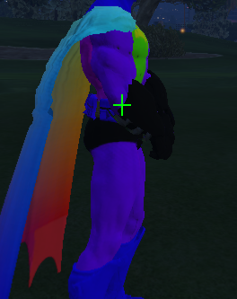 Rainbow Batman [Add-On Ped]