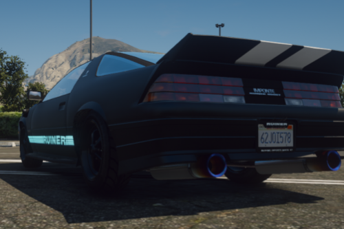 Imponte Street Mod Ruiner [Replace / FiveM | Tuning]